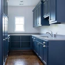 Bead Board Kitchen Cabinets Blue Beadboard Pantry Cabinets Design Ideas