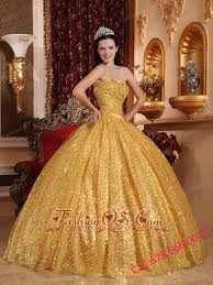 gold quince dresses gold quinceanera dress sweetheart sequin fabric beading