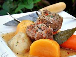 cuisiner les l馮umes anciens recettes de joue de porc et légumes