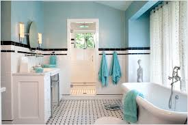 white subway tile bathroom ideas black and white tile bathroom ideas furniture