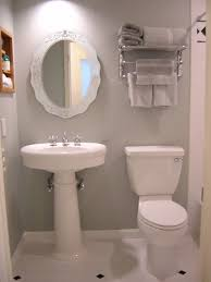 Simple Bathroom Remodel Ideas Wall 4 Light Fixtures Mirror Bath Small Apartment Bathroom