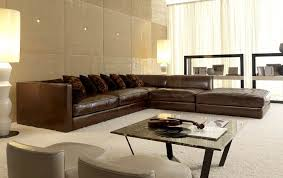 Modern Leather Sectional Sofa Sofa Beds Design Glamorous Modern Large Leather Sectional Sofas
