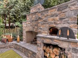 Outdoor Prefab Fireplace Kits by Landscaping Kits Prefab Outdoor Fireplace Kits Do It Yourself