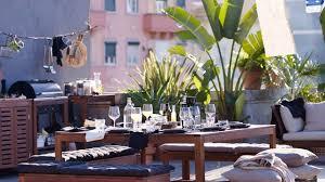 cuisine jardin conrav véranda ronde désign