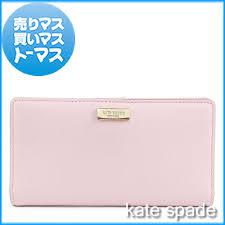 kate spade light pink wallet brand shop thomas rakuten global market authentic kate spade