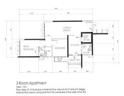 3 room sengkang floorplan vincent interior blog vincent