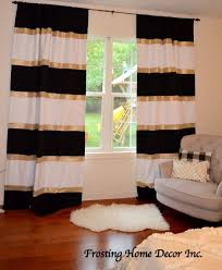 striped bedroom curtains bedroom awesome black and white striped bedroom curtains bedrooms