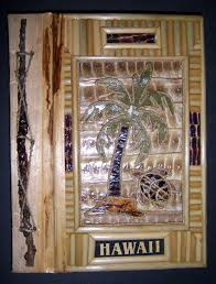 hawaiian photo album albums turtle and palm album shells hawaii sea shells