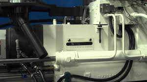 2003 netstal synergy 1000 s100 230 plastic injection molding