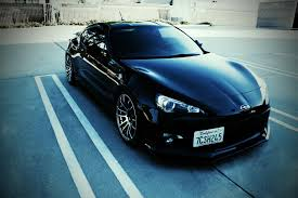 saabaru stance new wheels tires and coilovers on the brz couldn u0027t be happier