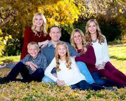 family portraits the hansen family family reunion photography