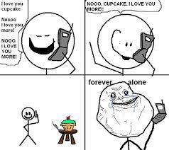 Forever Alone Meme Origin - meme central