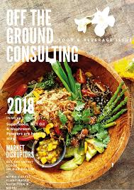 consulting cuisine the ground consulting to start food and beverage magazine in 2018