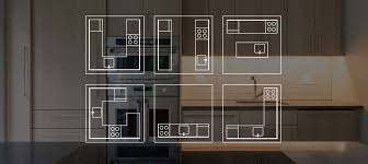 kitchen cabinets layout ideas popular kitchen layouts designs monogram kitchen design ideas