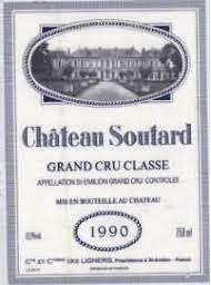 learn about chateau soutard st 1990 château soutard bordeaux libournais st émilion