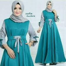 model baju muslim modern gamis remaja gamis modern website busana muslim baju gamis
