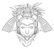 native americans coloring pages free coloring pages