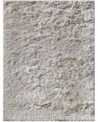 White Shaggy Rugs Fall Into This Deal 15 Off Pacifica White Shag Rug 8 U0027 X 10