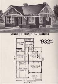 Sears Craftsman House Sears Roebuck Kit House Modern Home No 264b191 Perfect Cross