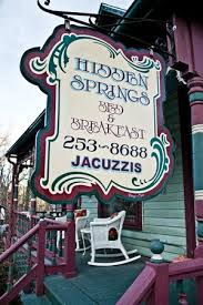 Bed And Breakfast In Arkansas Parlor At 1902 Hidden Springs Bed And Breakfast Picture Of
