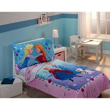 target bedding for girls amazon com disney frozen 4 piece toddler bedding set baby
