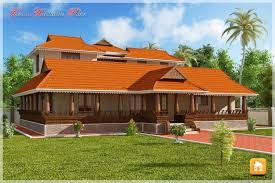 House Plans Traditional Beautiful Traditional Nalukettu Model Kerala House Plan