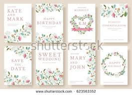 wedding backdrop layout poem templates free vector stock graphics images