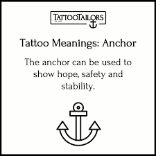 meaning of an anchor anchor meaning ideas on anchor symbol