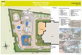 backyards winsome backyard landscape plan backyard pool