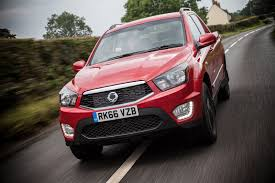 ssangyong korando sports 2016 ssangyong musso ex auto review review autocar