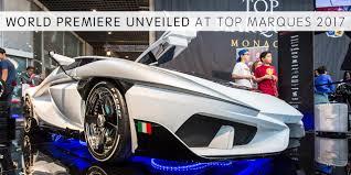 golden super cars top marques monaco