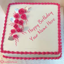 best birthday cakes with name generator online 6