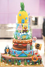 spongebob squarepants cake smithfield s tardiff wins 10 000 prize on cake wars the
