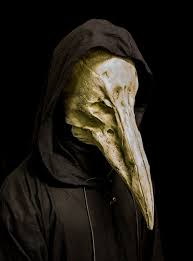white plague doctor mask the reaper white plague doctor mask