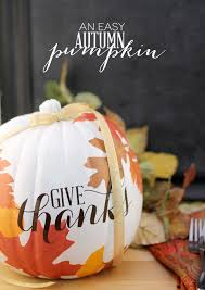 17 creative and diy decorations for thanksgiving