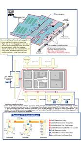 Dulles Terminal Map Map Lax West Africa Map Quiz