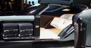futuristic cars interior rolls royce s vision of a self driving future includes bespoke cars