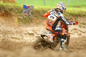 ama results motocross barcia wins in the mud at budds creek mcnews com au