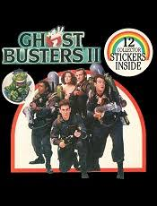 spook central ghostbusters ii books
