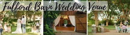 East Texas Wedding Venues Fulford Barn Wedding Venue In Brownfield Tx
