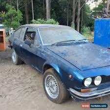 Barn Finds For Sale Australia Alfa Romeo Alfa Romeo Alfetta 1976 Gt For Sale In Australia