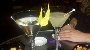 vodka martini vodka martini straight up with a twist