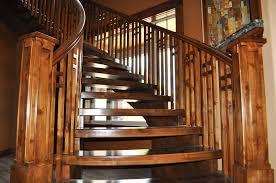 architech stairs u0026 railings traditional gallery edmonton red