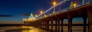 manhattan beach pier lighting 2017 2017 holiday season in the south bay south bay events