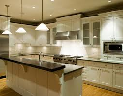 Lighting Ideas Kitchen Neutral Granite Countertops Hgtv With White Kitchen Light