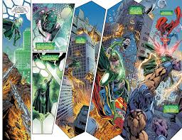 Dc Comics Map Dc Comics For March 9
