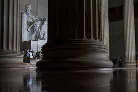 Lincoln Memorial Floor Plan Lincoln Memorial To Get Major Renovation The New York Times