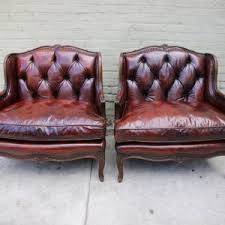 Distressed Leather Armchairs Furniture Modern Living Room Design Ideas With Distressed Leather