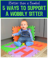 What Age For Bumbo Chair Better Than A Bumbo 5 Ways To Support A Wobbly Sitter U2014 Cando Kiddo