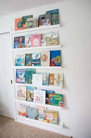 Narrow Picture Ledge Diy Book Ledge Bookshelves